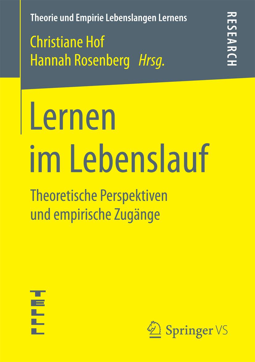 Hof, Christiane - Lernen im Lebenslauf, ebook