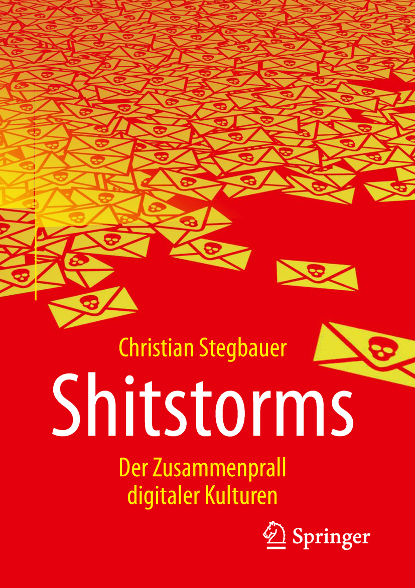 Stegbauer, Christian - Shitstorms, ebook