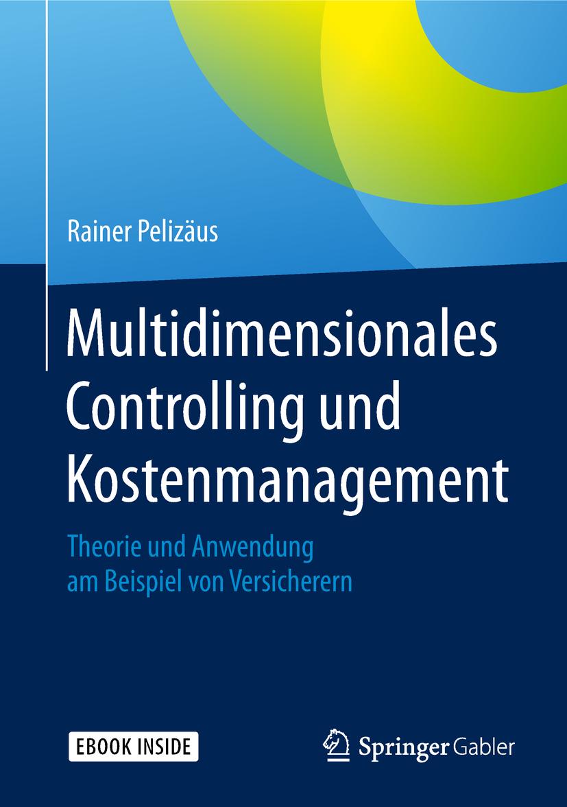 Pelizäus, Rainer - Multidimensionales Controlling und Kostenmanagement, ebook