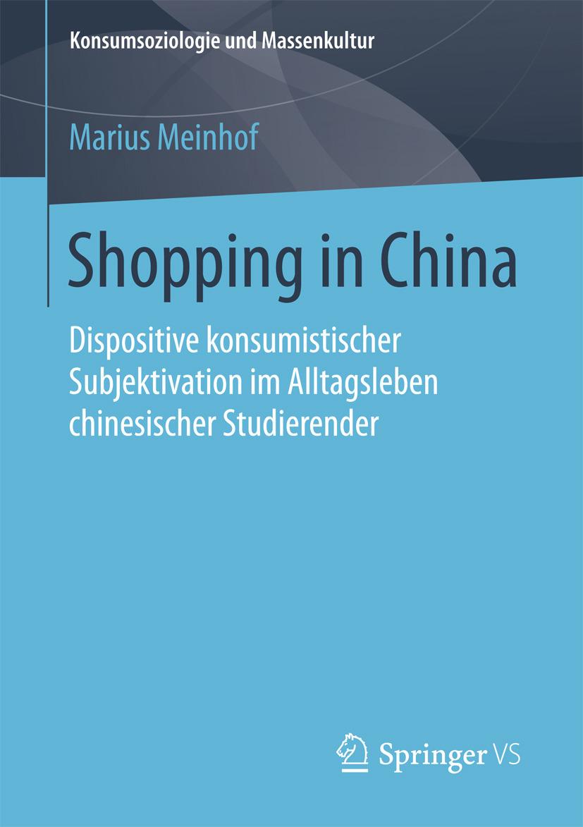 Meinhof, Marius - Shopping in China, e-bok