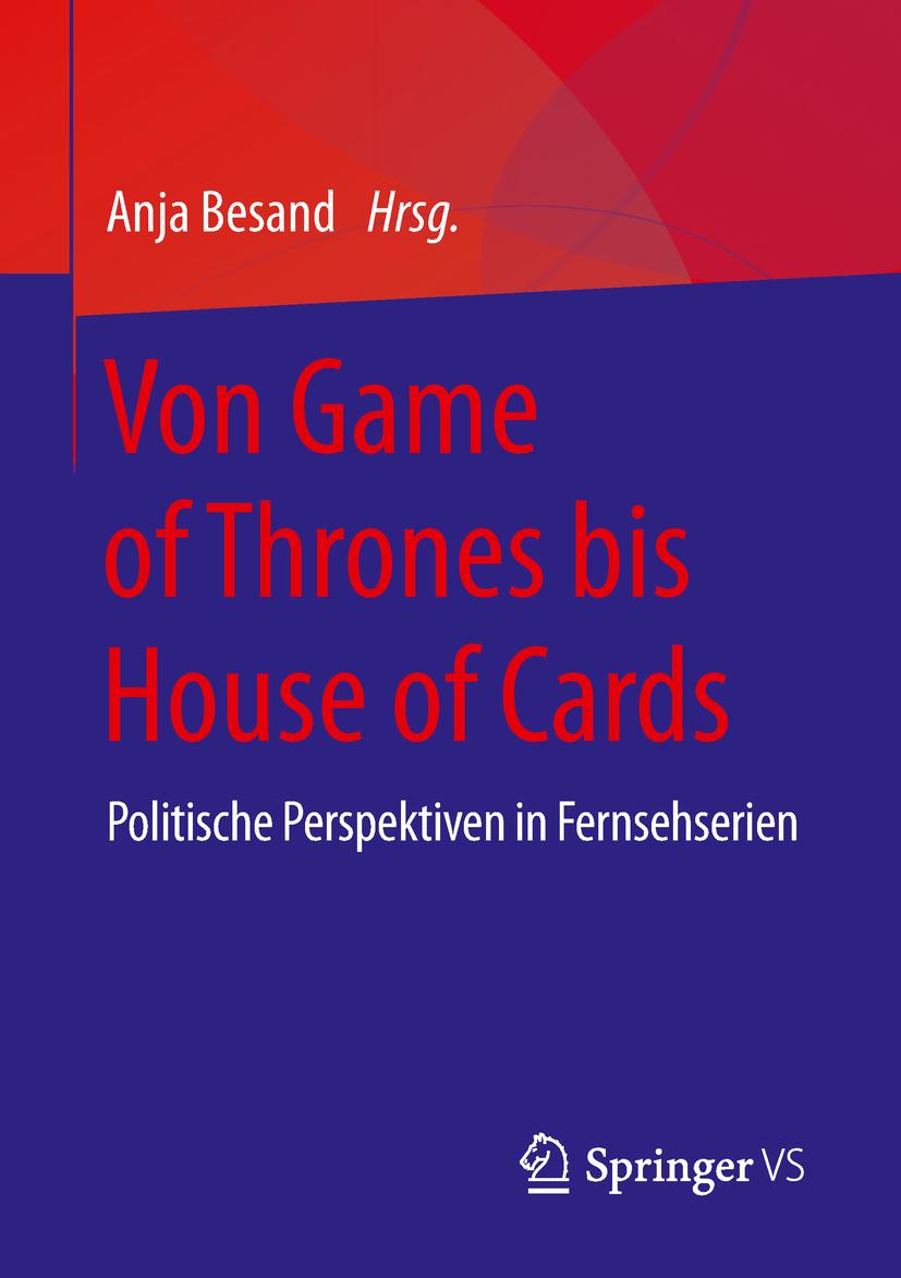 Besand, Anja - Von Game of Thrones bis House of Cards, ebook