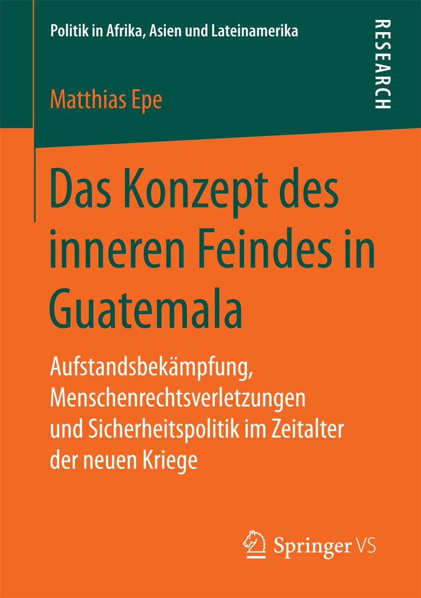 Epe, Matthias - Das Konzept des inneren Feindes in Guatemala, ebook