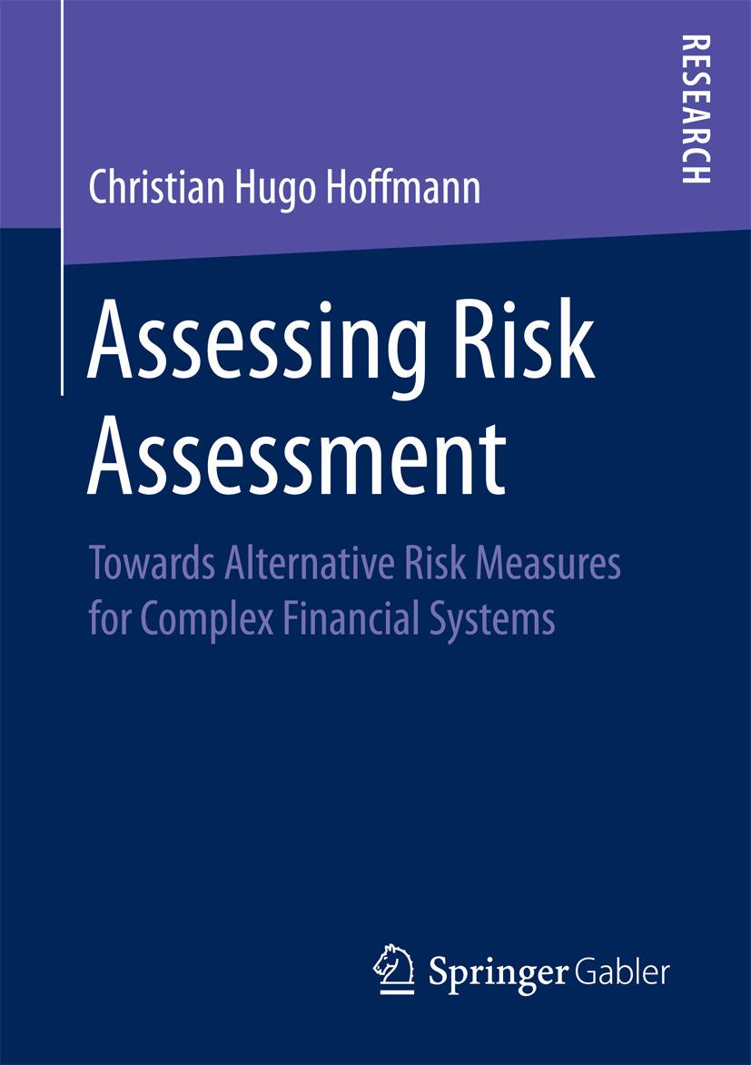 Hoffmann, Christian Hugo - Assessing Risk Assessment, ebook