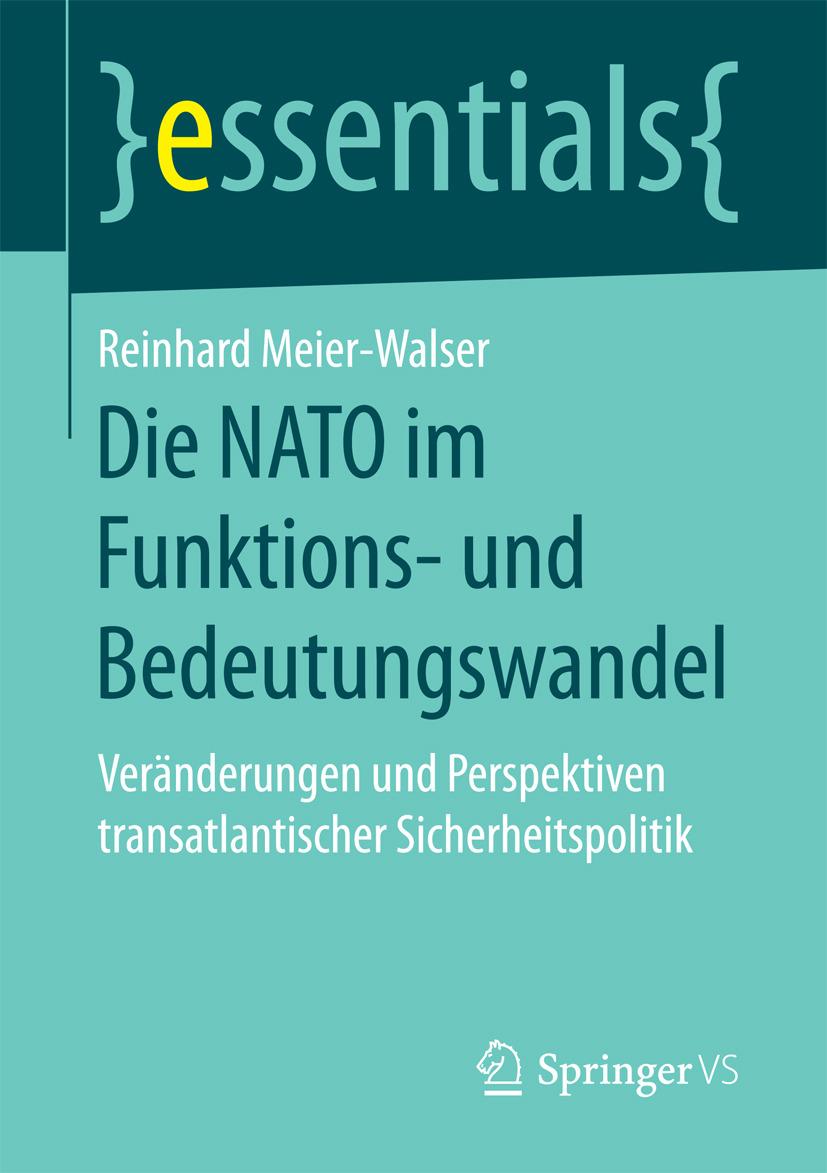 Meier-Walser, Reinhard - Die NATO im Funktions- und Bedeutungswandel, ebook