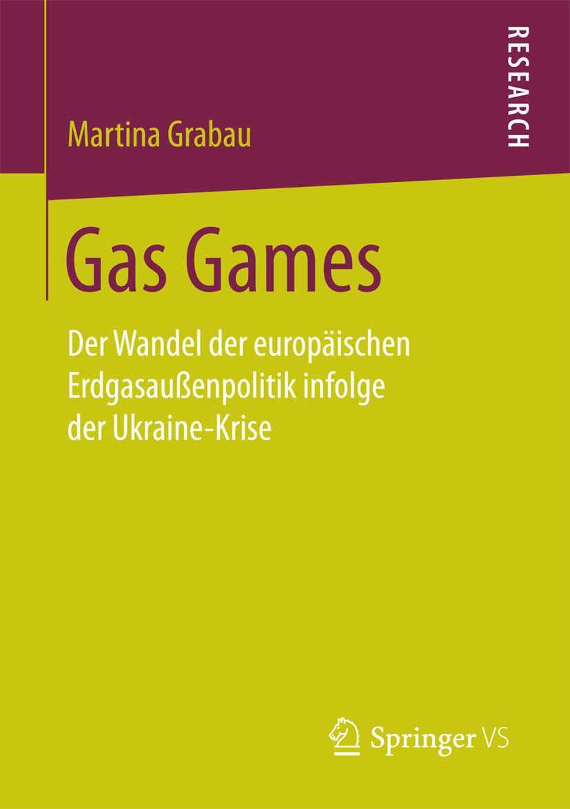 Grabau, Martina - Gas Games, ebook