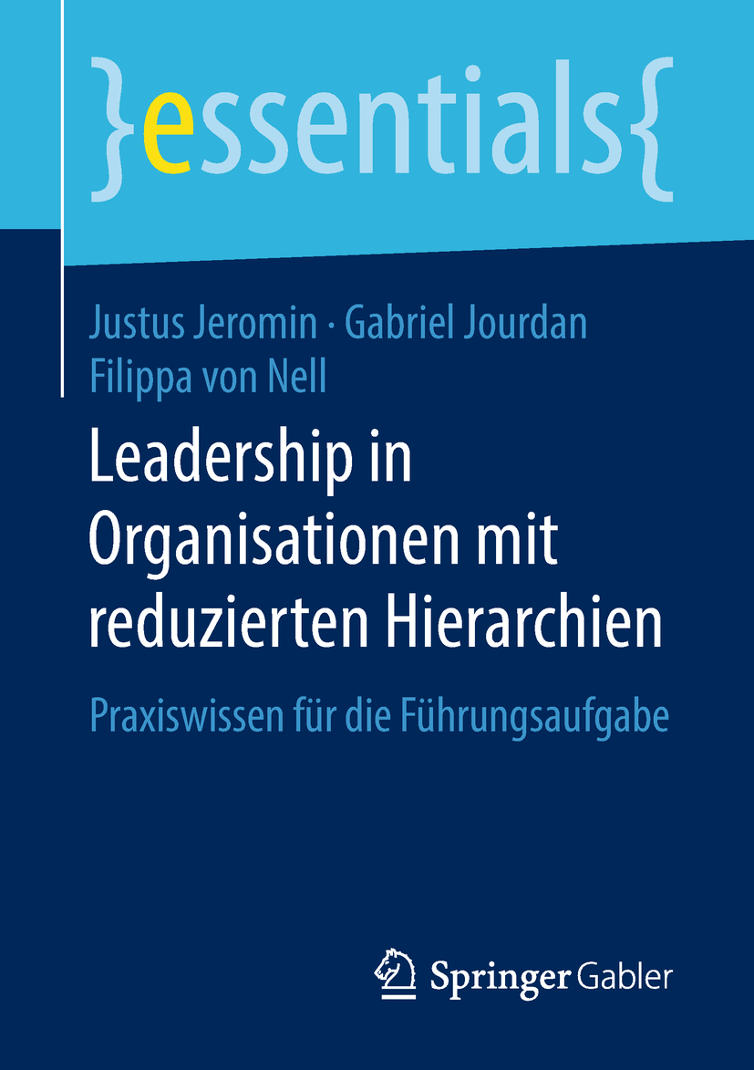 Jeromin, Justus - Leadership in Organisationen mit reduzierten Hierarchien, ebook