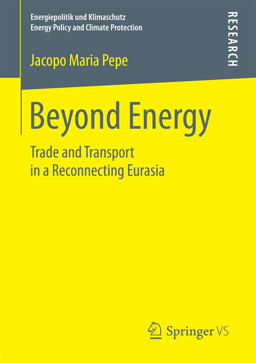 Pepe, Jacopo Maria - Beyond Energy, ebook