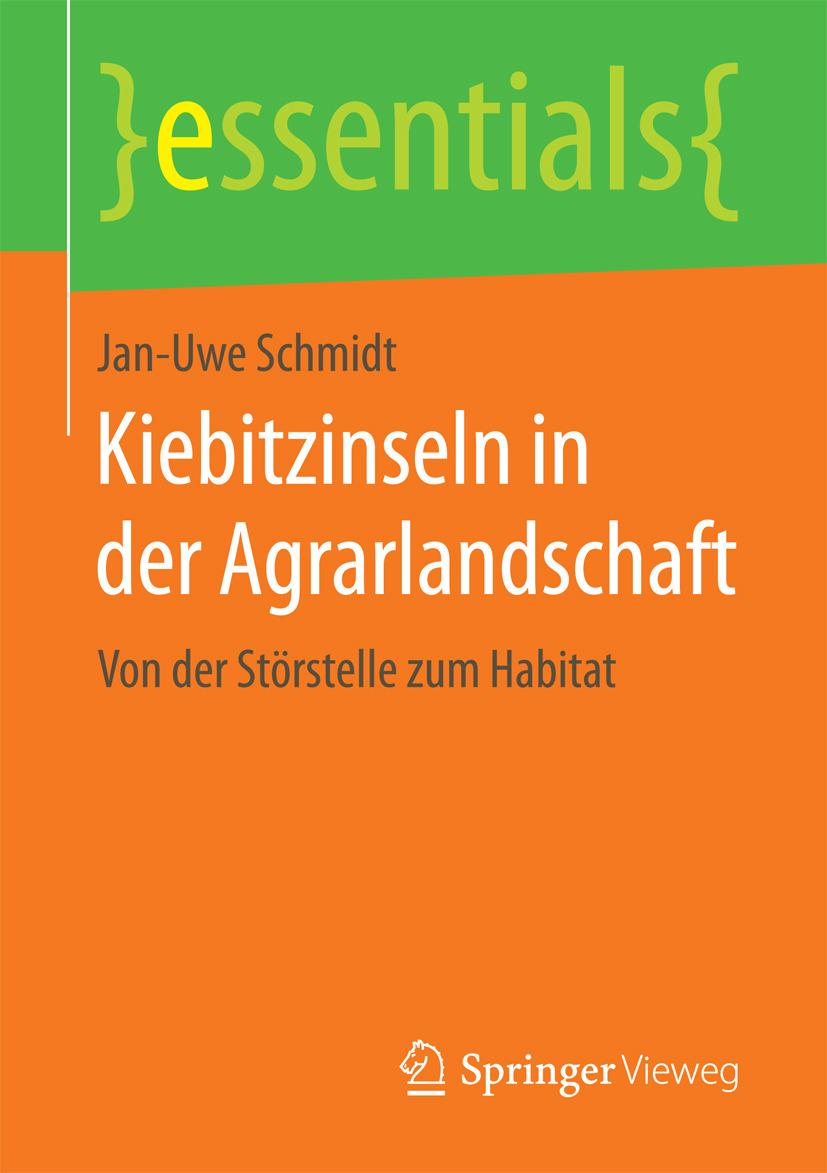 Schmidt, Jan-Uwe - Kiebitzinseln in der Agrarlandschaft, ebook