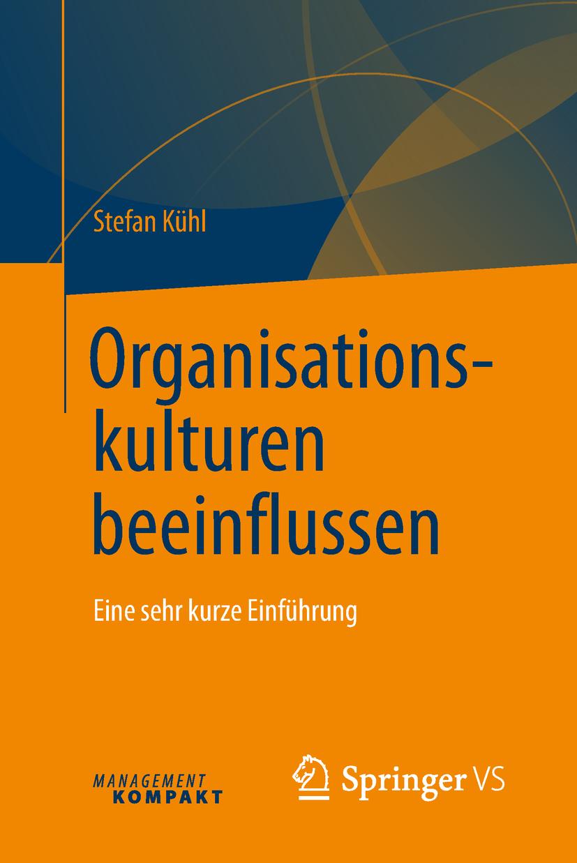 Kühl, Stefan - Organisationskulturen beeinflussen, ebook