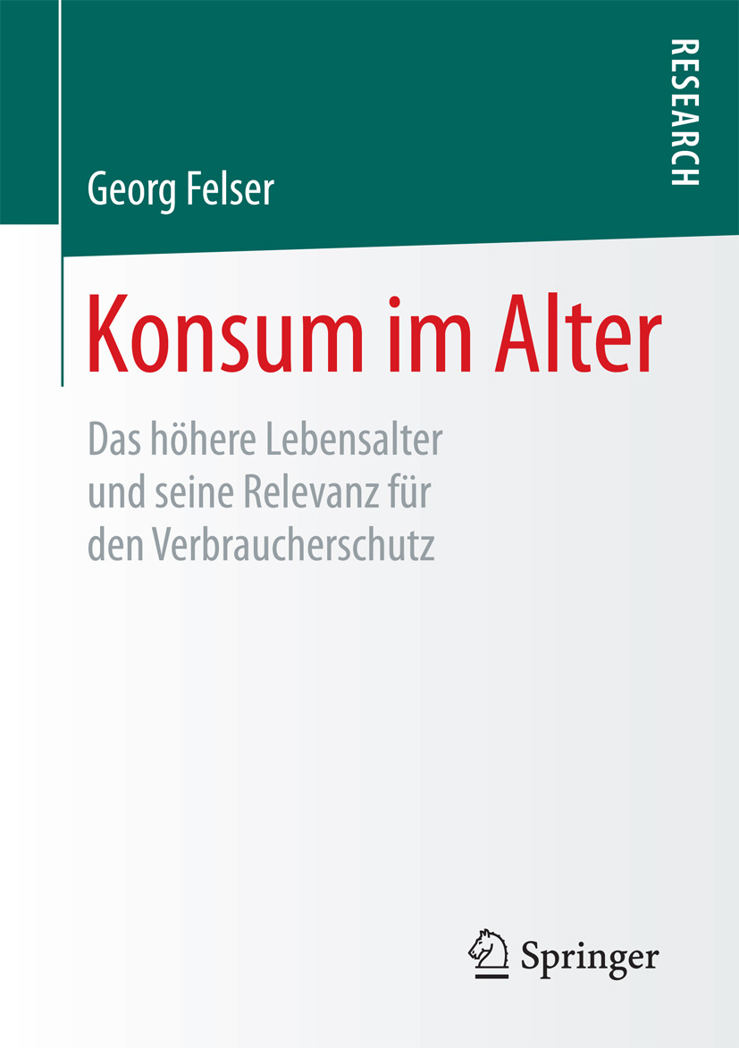 Felser, Georg - Konsum im Alter, ebook