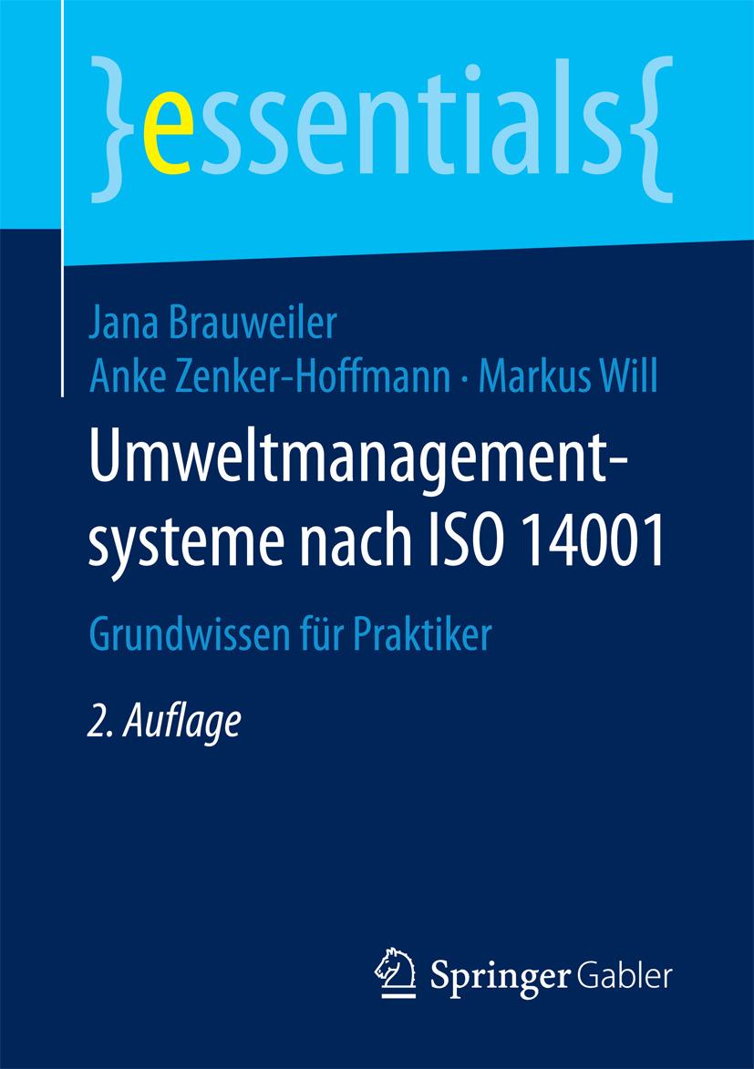 Brauweiler, Jana - Umweltmanagementsysteme nach ISO 14001, ebook
