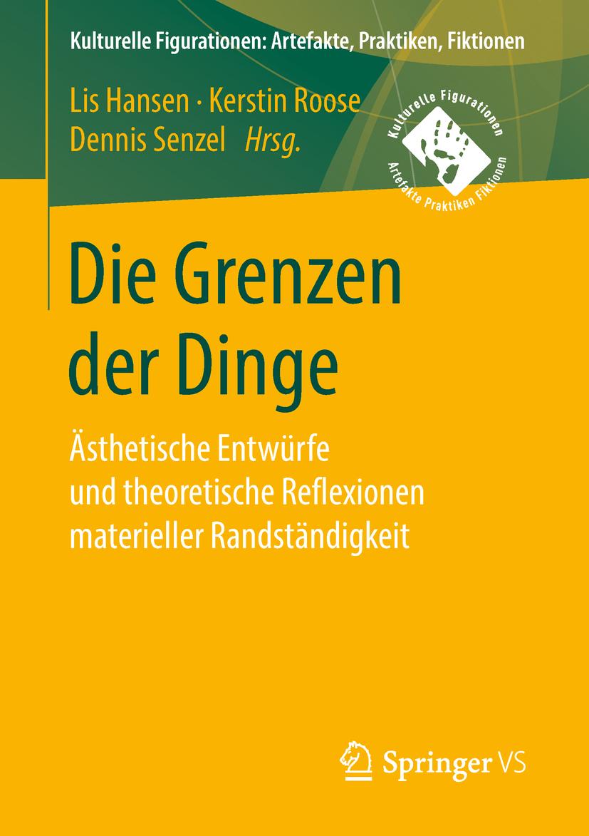 Hansen, Lis - Die Grenzen der Dinge, ebook