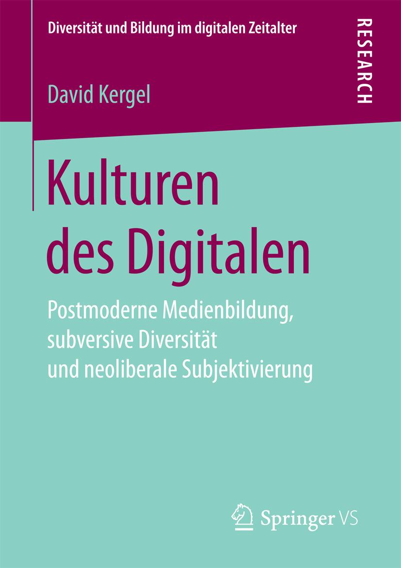 Kergel, David - Kulturen des Digitalen, ebook