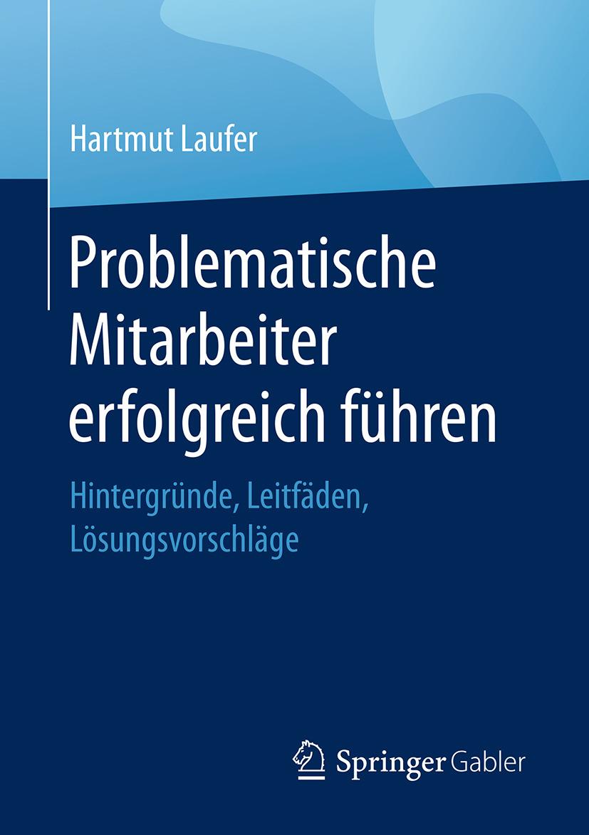 Laufer, Hartmut - Problematische Mitarbeiter erfolgreich führen, ebook