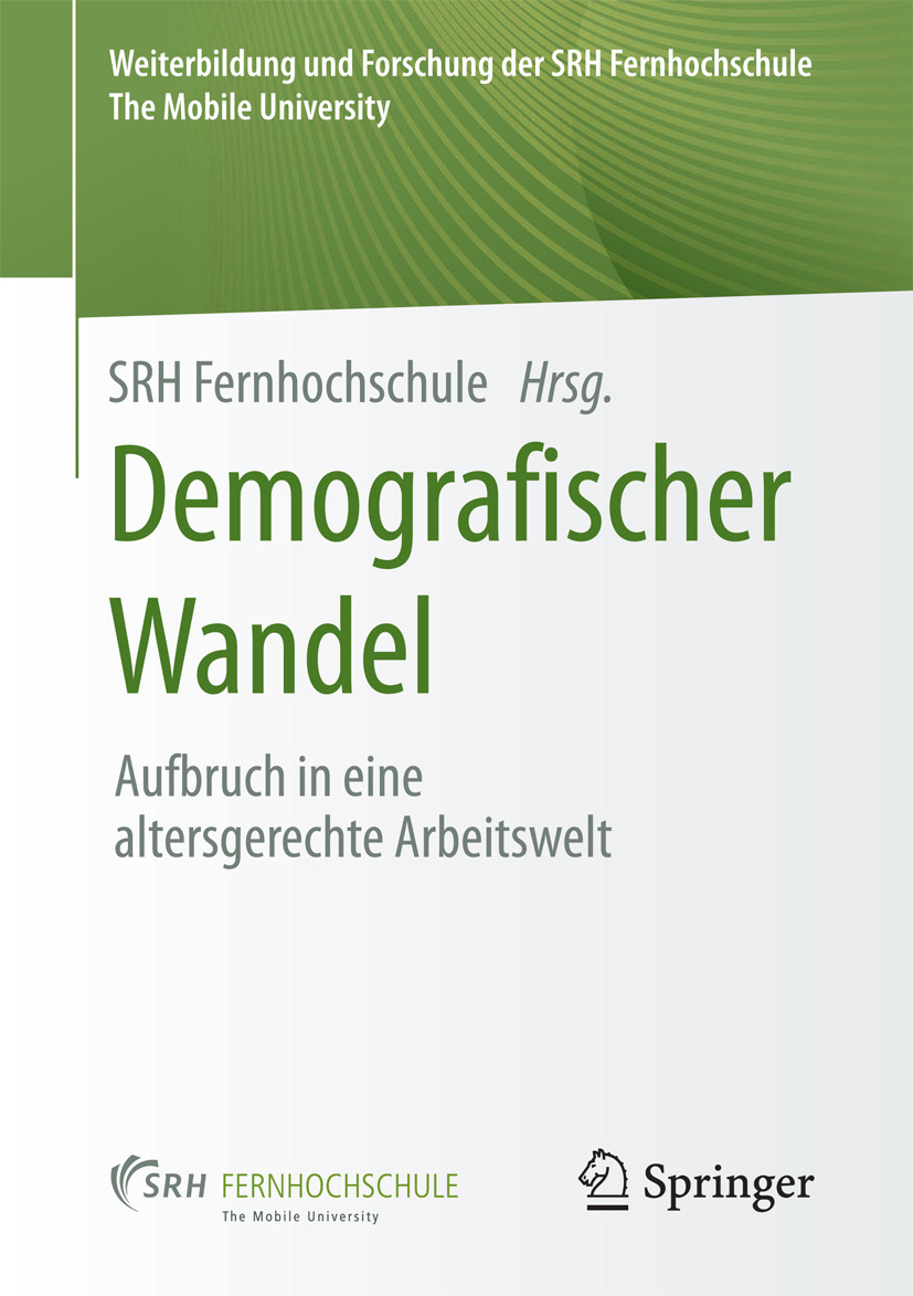 Fernhochschule, SRH - Demografischer Wandel, ebook
