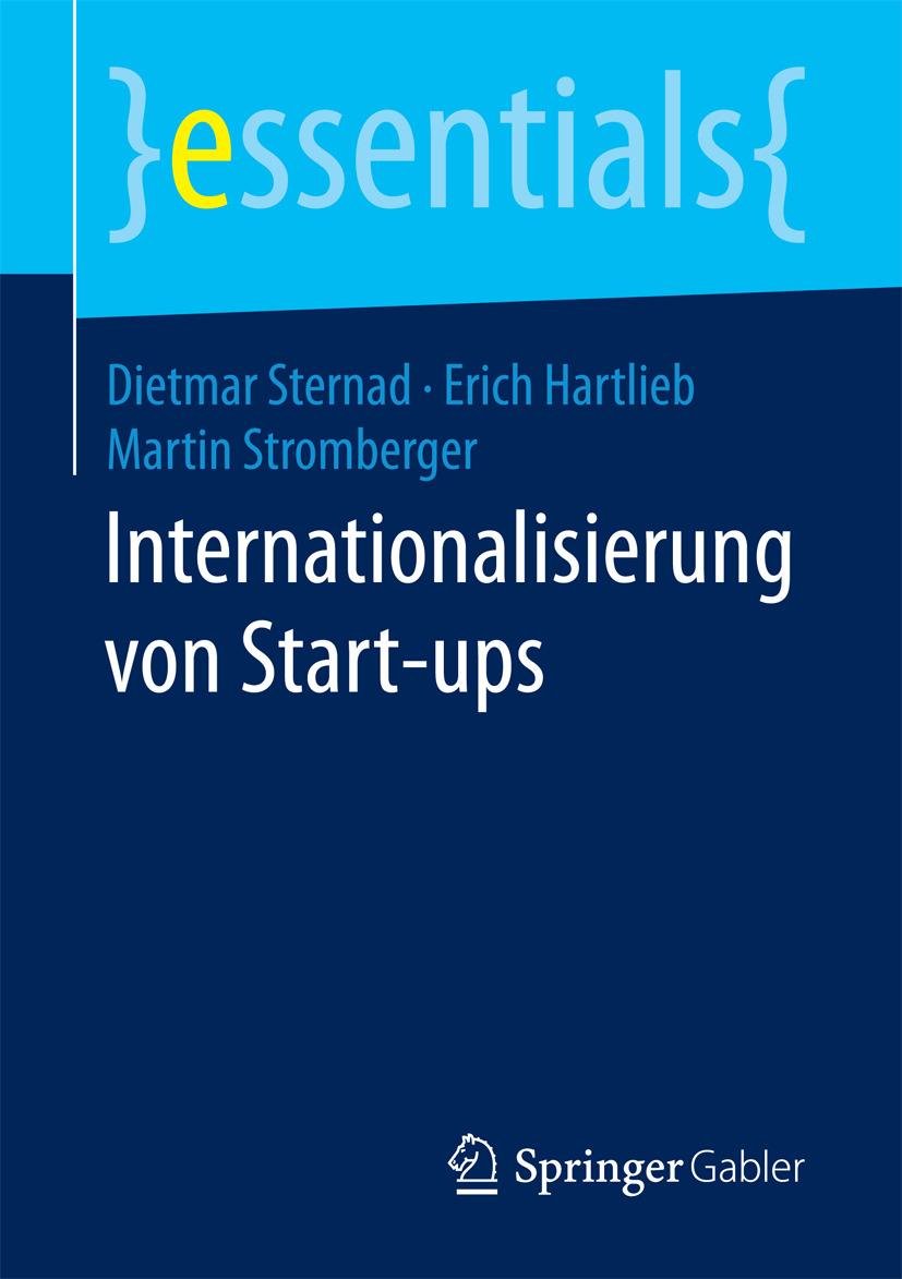Hartlieb, Erich - Internationalisierung von Start-ups, ebook