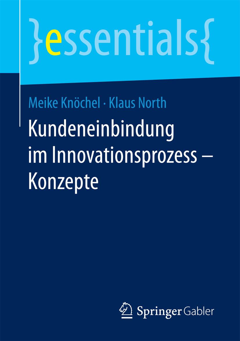 Knöchel, Meike - Kundeneinbindung im Innovationsprozess – Konzepte, ebook