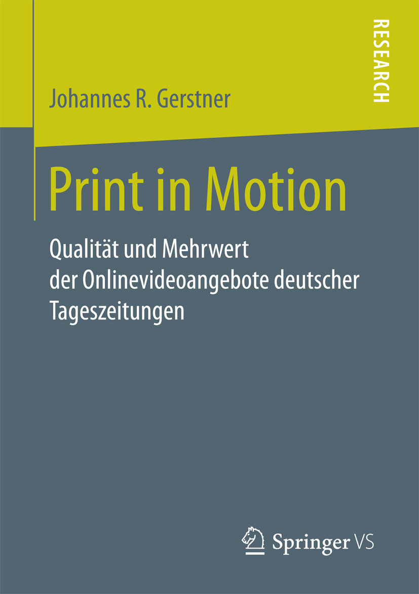 Gerstner, Johannes R. - Print in Motion, ebook