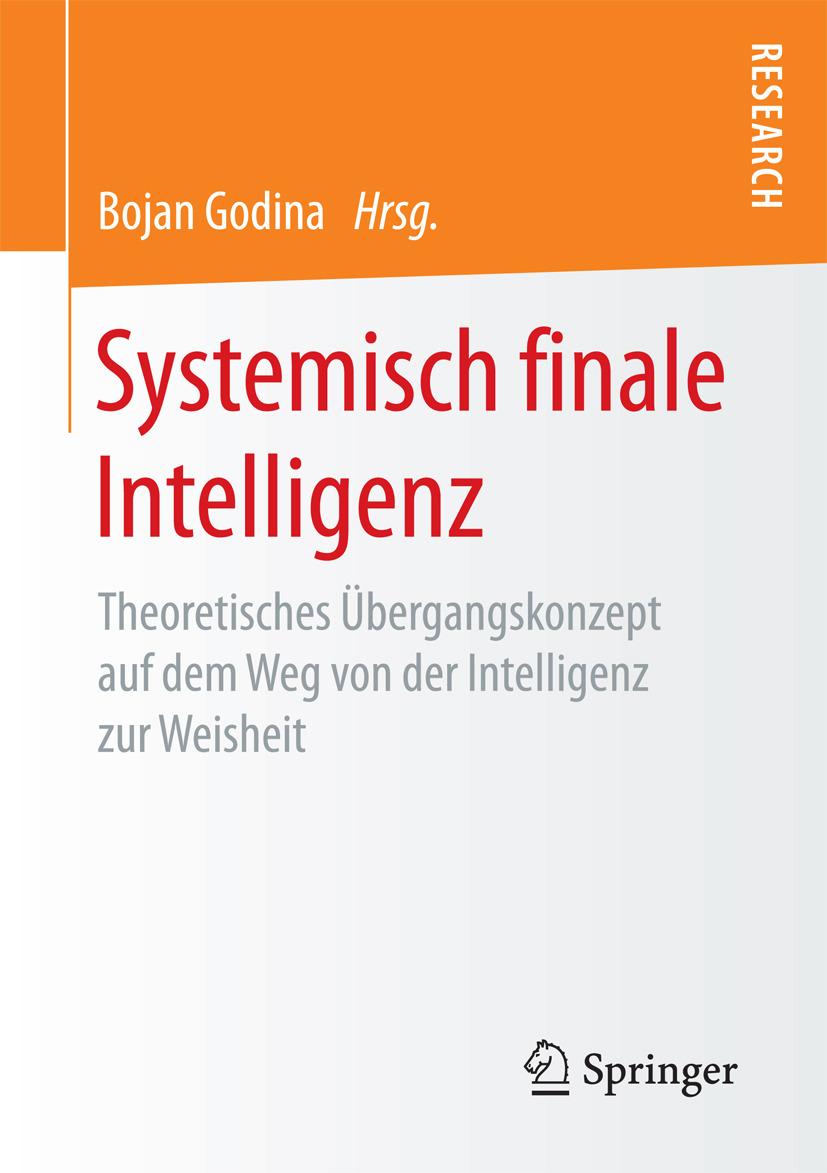 Godina, Bojan - Systemisch finale Intelligenz, ebook