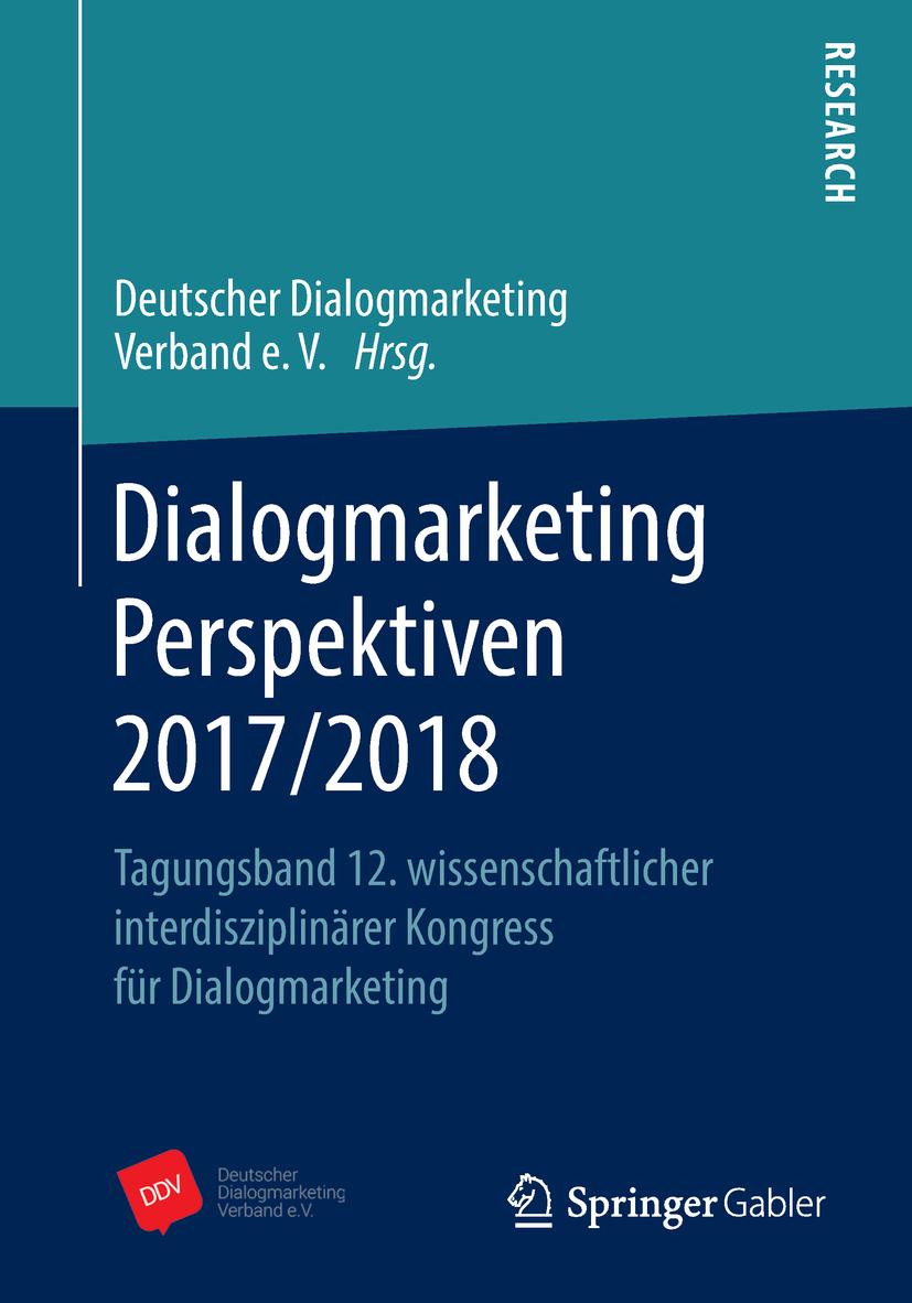 - Dialogmarketing Perspektiven 2017/2018, ebook