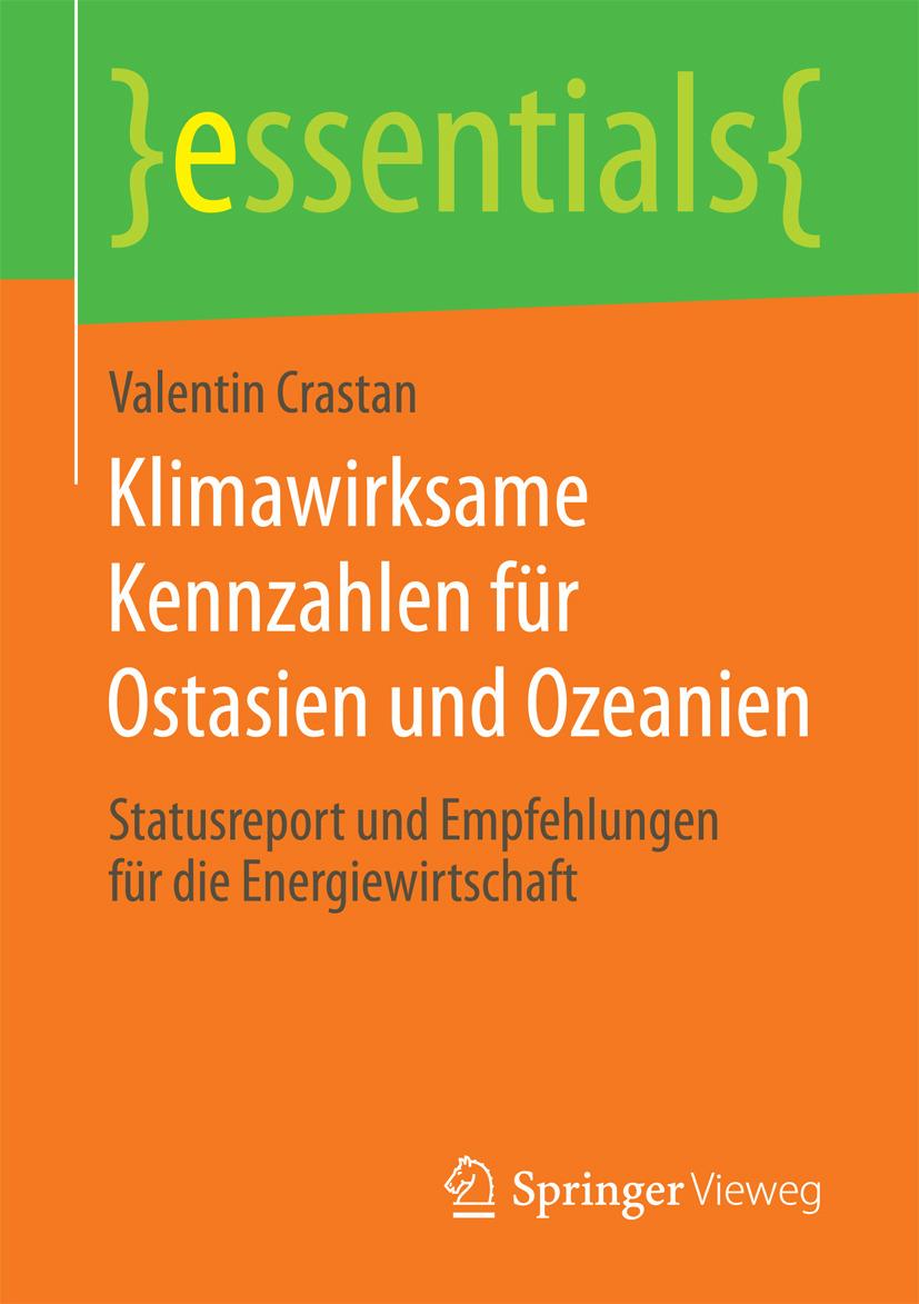 Crastan, Valentin - Klimawirksame Kennzahlen für Ostasien und Ozeanien, ebook