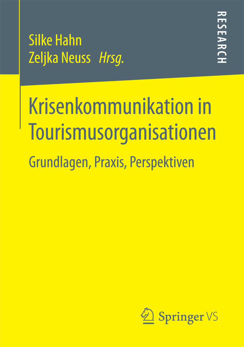 Hahn, Silke - Krisenkommunikation in Tourismusorganisationen, ebook