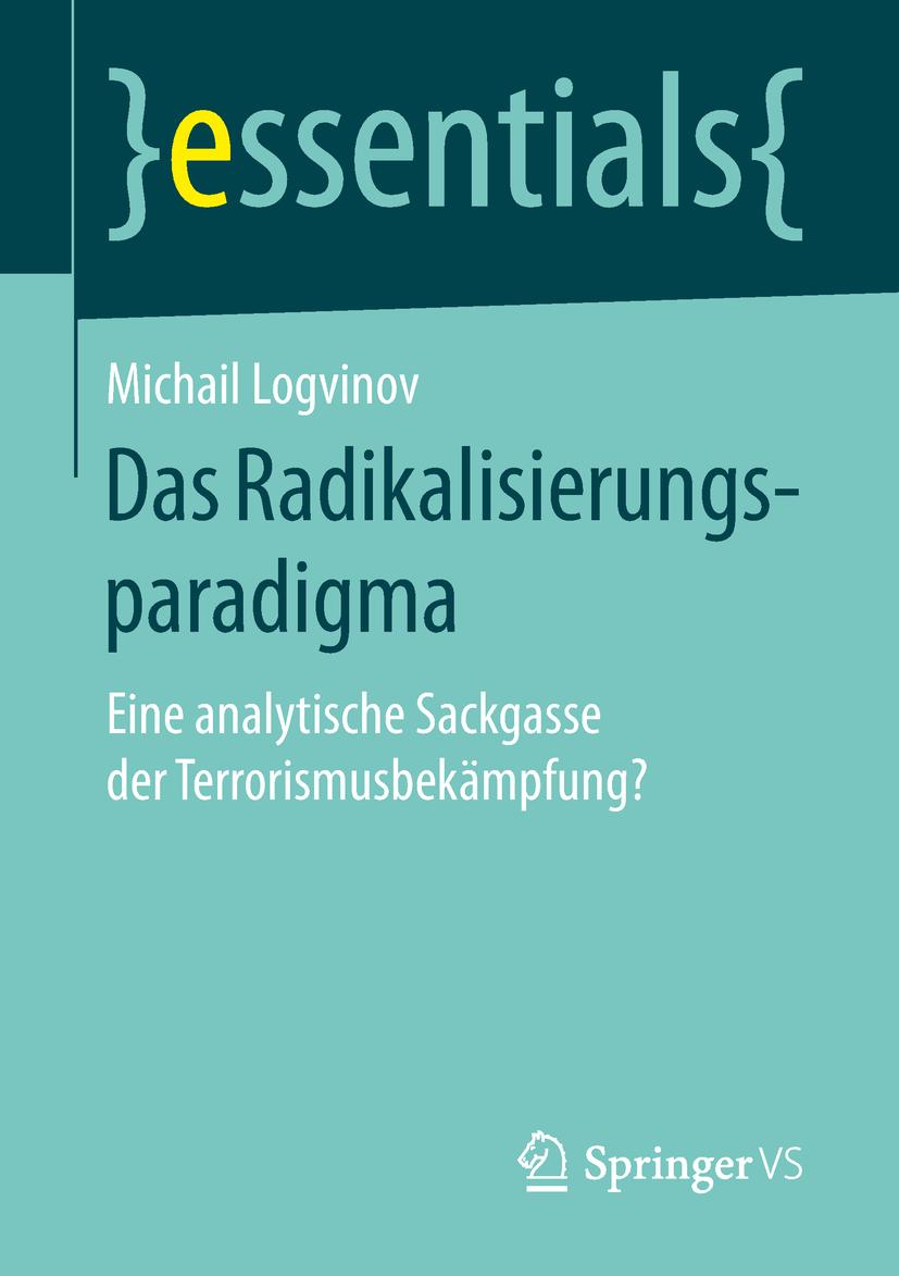 Logvinov, Michail - Das Radikalisierungsparadigma, ebook