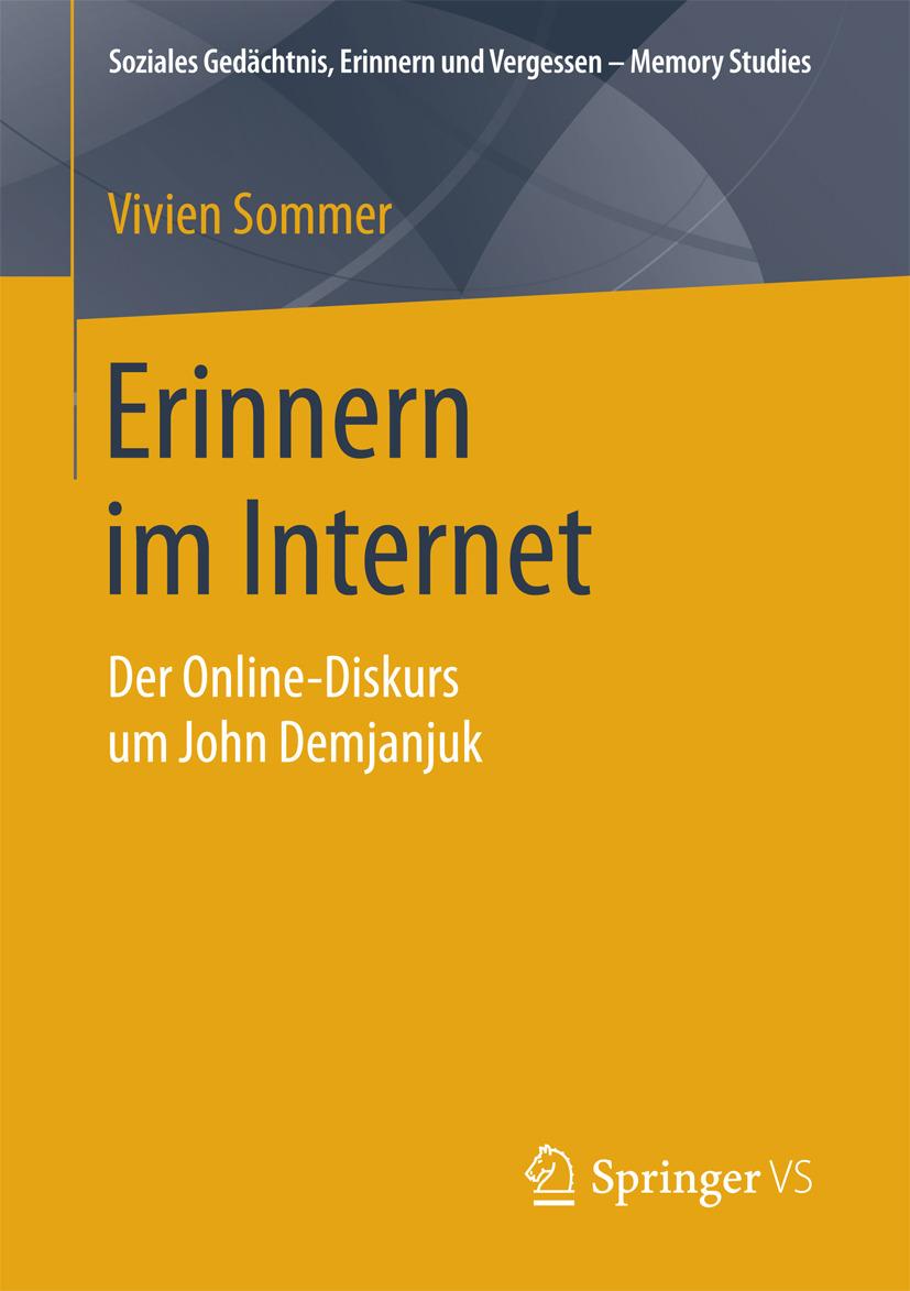 Sommer, Vivien - Erinnern im Internet, ebook
