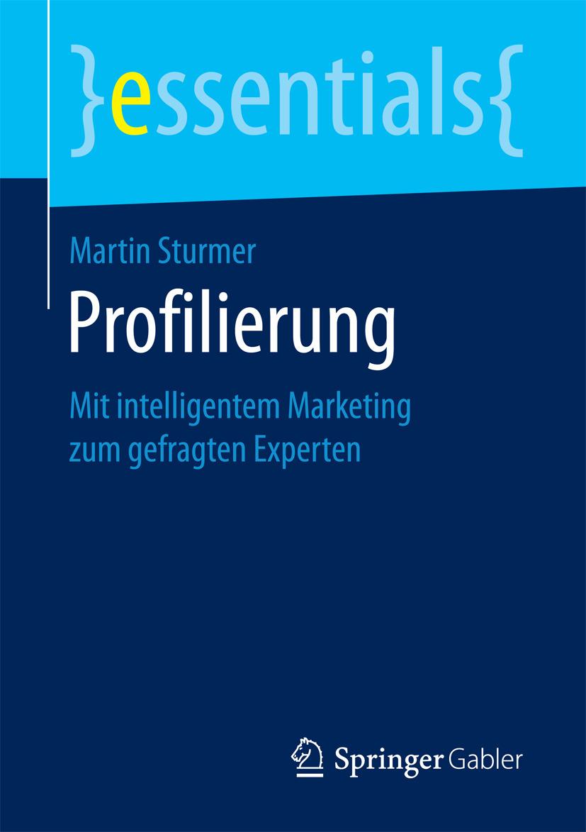 Sturmer, Martin - Profilierung, ebook