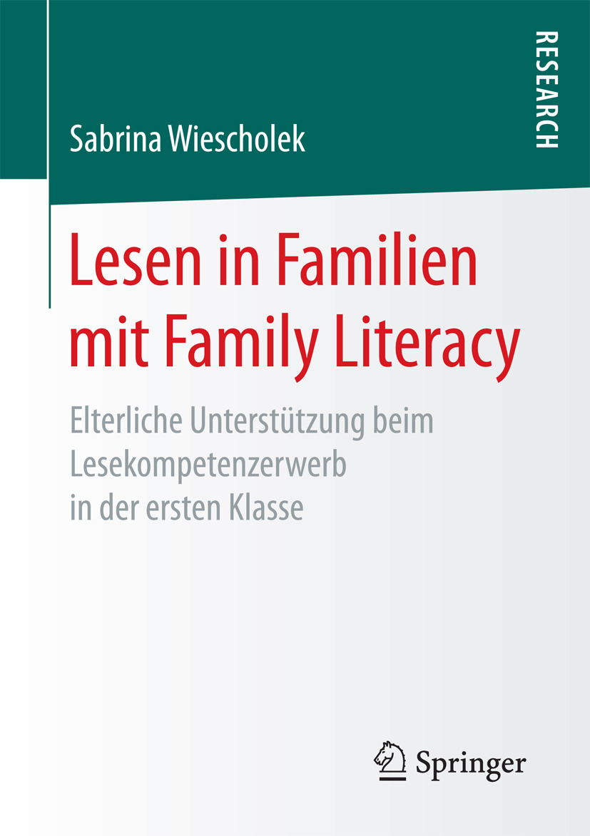 Wiescholek, Sabrina - Lesen in Familien mit Family Literacy, ebook