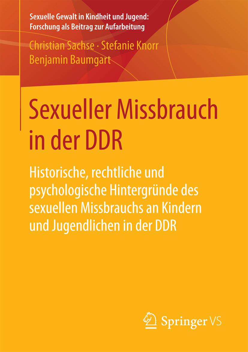 Baumgart, Benjamin - Sexueller Missbrauch in der DDR, ebook
