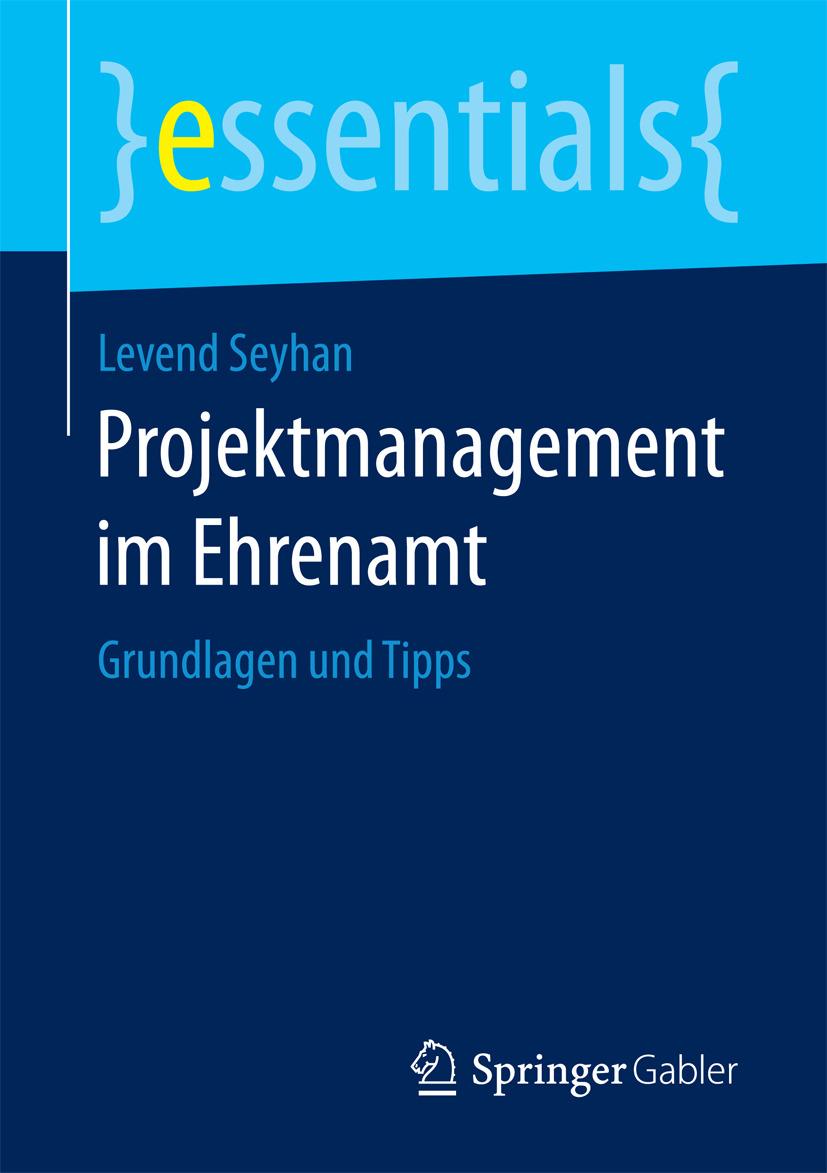 Seyhan, Levend - Projektmanagement im Ehrenamt, ebook