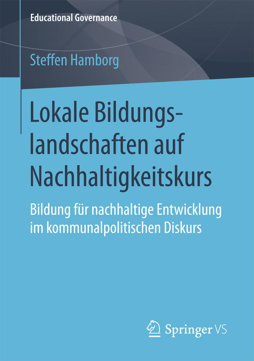 Hamborg, Steffen - Lokale Bildungslandschaften auf Nachhaltigkeitskurs, ebook