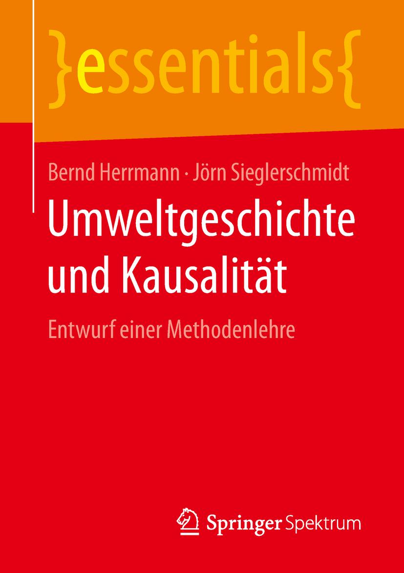 Herrmann, Bernd - Umweltgeschichte und Kausalität, ebook