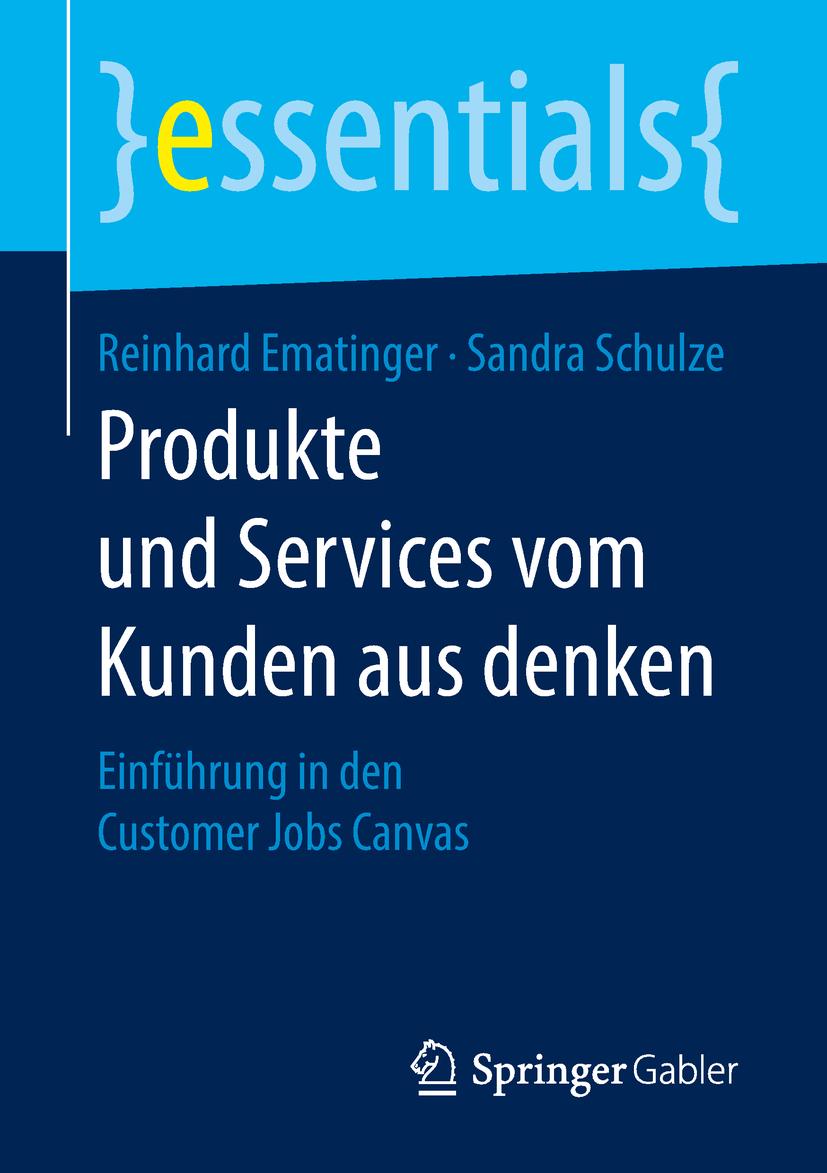 Ematinger, Reinhard - Produkte und Services vom Kunden aus denken, ebook