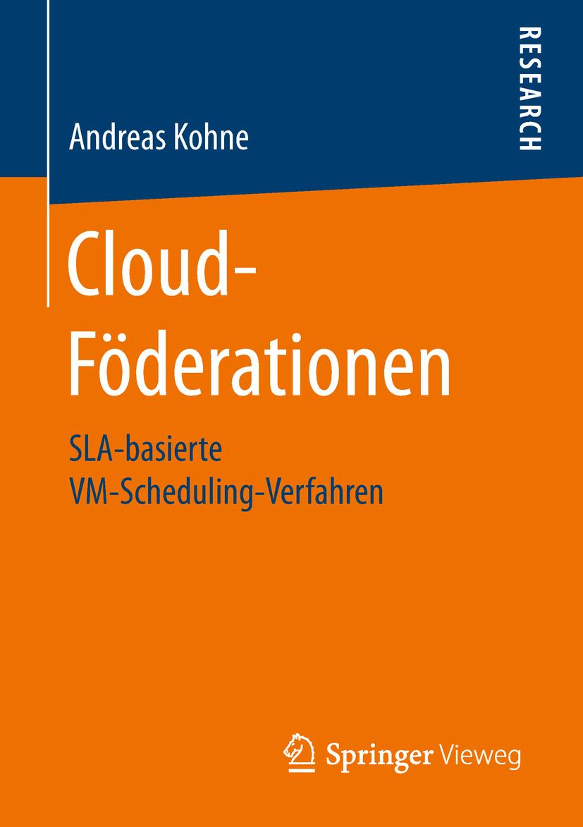 Kohne, Andreas - Cloud-Föderationen, ebook