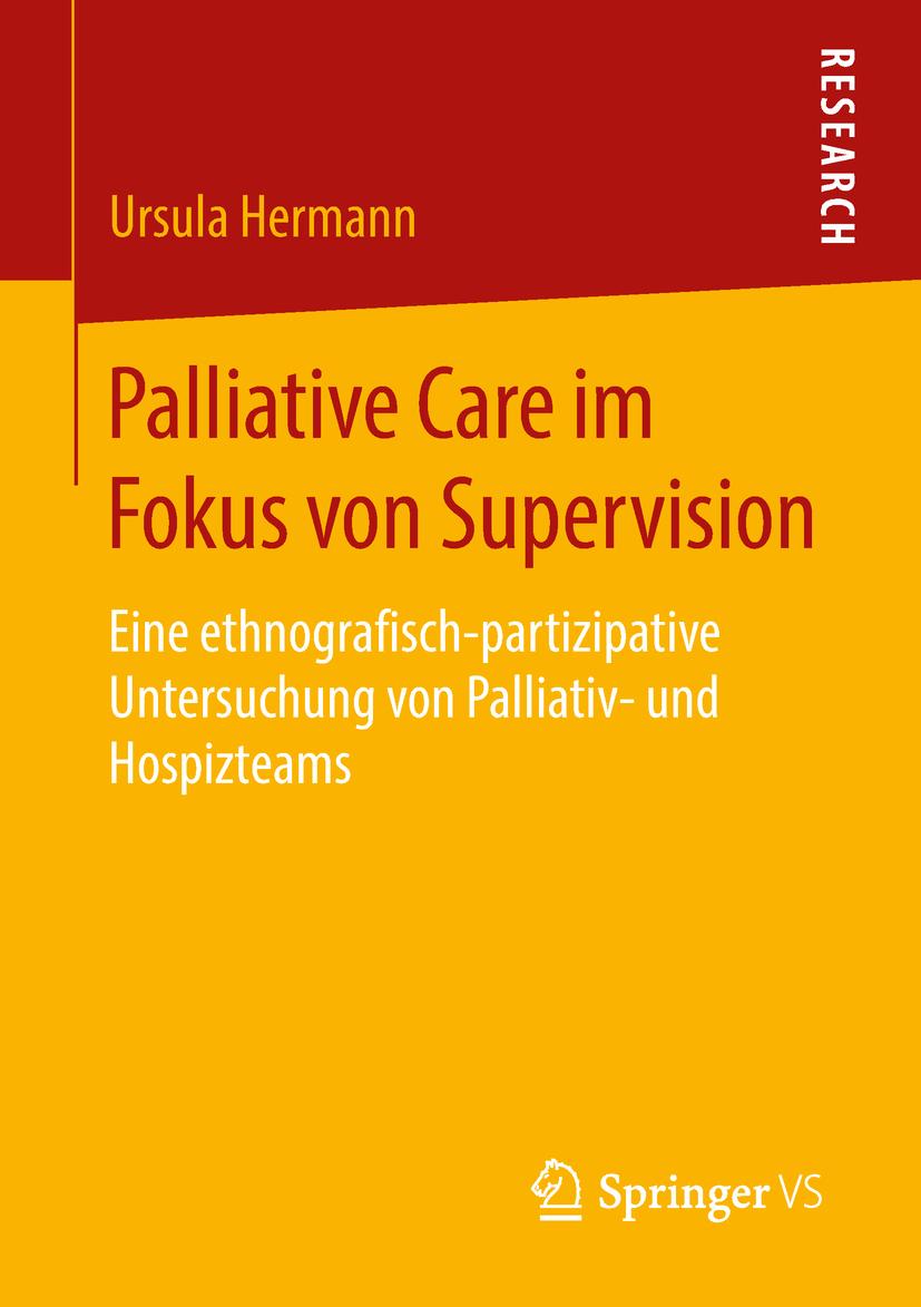 Hermann, Ursula - Palliative Care im Fokus von Supervision, ebook