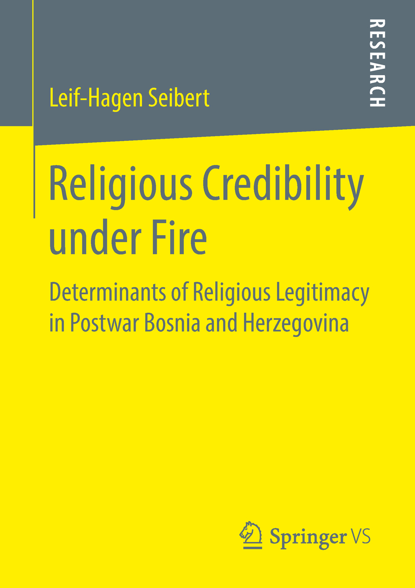 Seibert, Leif-Hagen - Religious Credibility under Fire, ebook