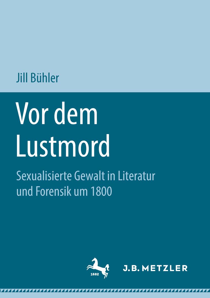 Bühler, Jill - Vor dem Lustmord, ebook