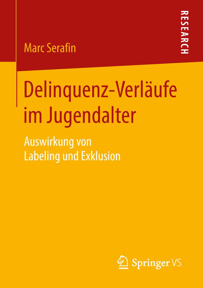 Serafin, Marc - Delinquenz-Verläufe im Jugendalter, ebook