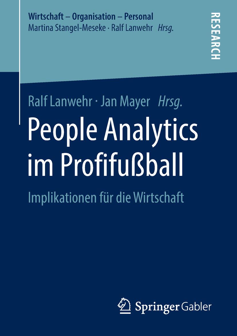 Lanwehr, Ralf - People Analytics im Profifußball, ebook