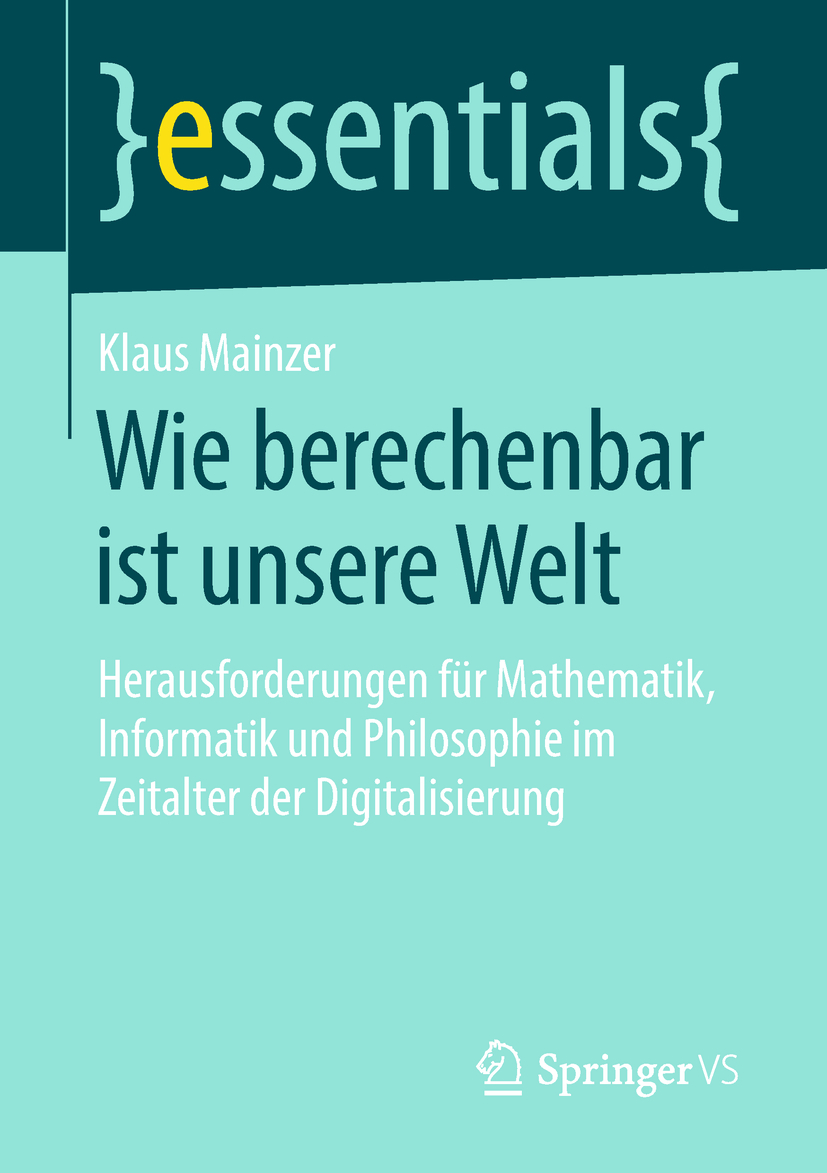 Mainzer, Klaus - Wie berechenbar ist unsere Welt, ebook