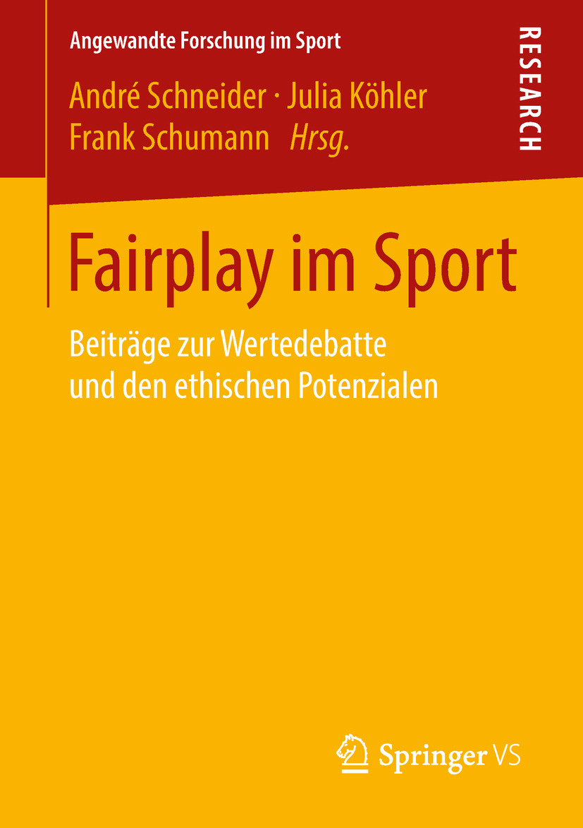 Köhler, Julia - Fairplay im Sport, ebook