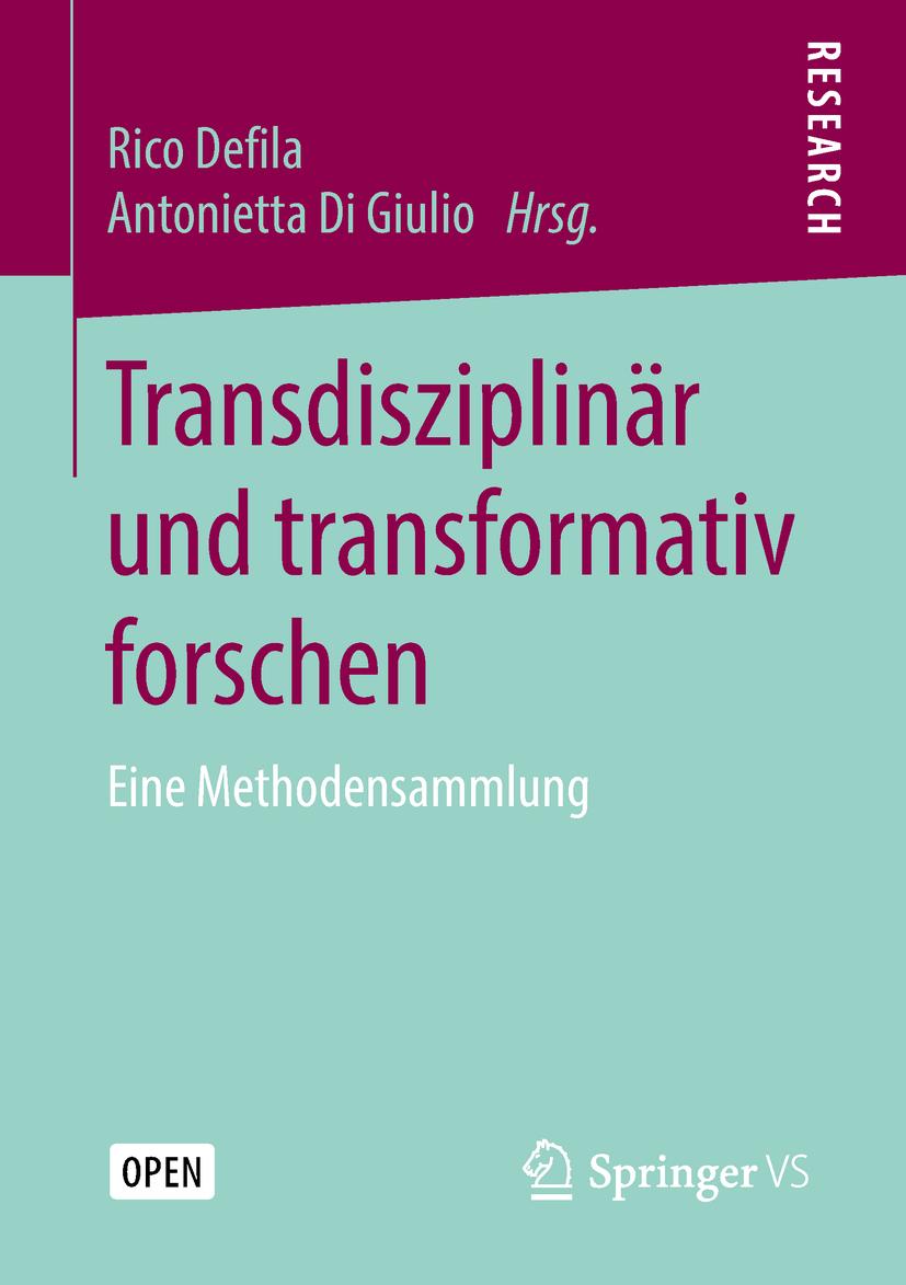 Defila, Rico - Transdisziplinär und transformativ forschen, ebook