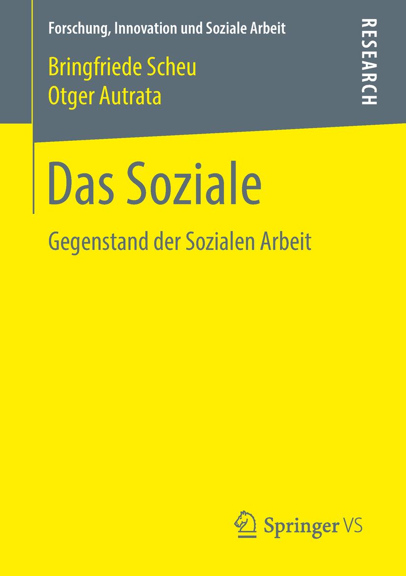 Autrata, Otger - Das Soziale, ebook
