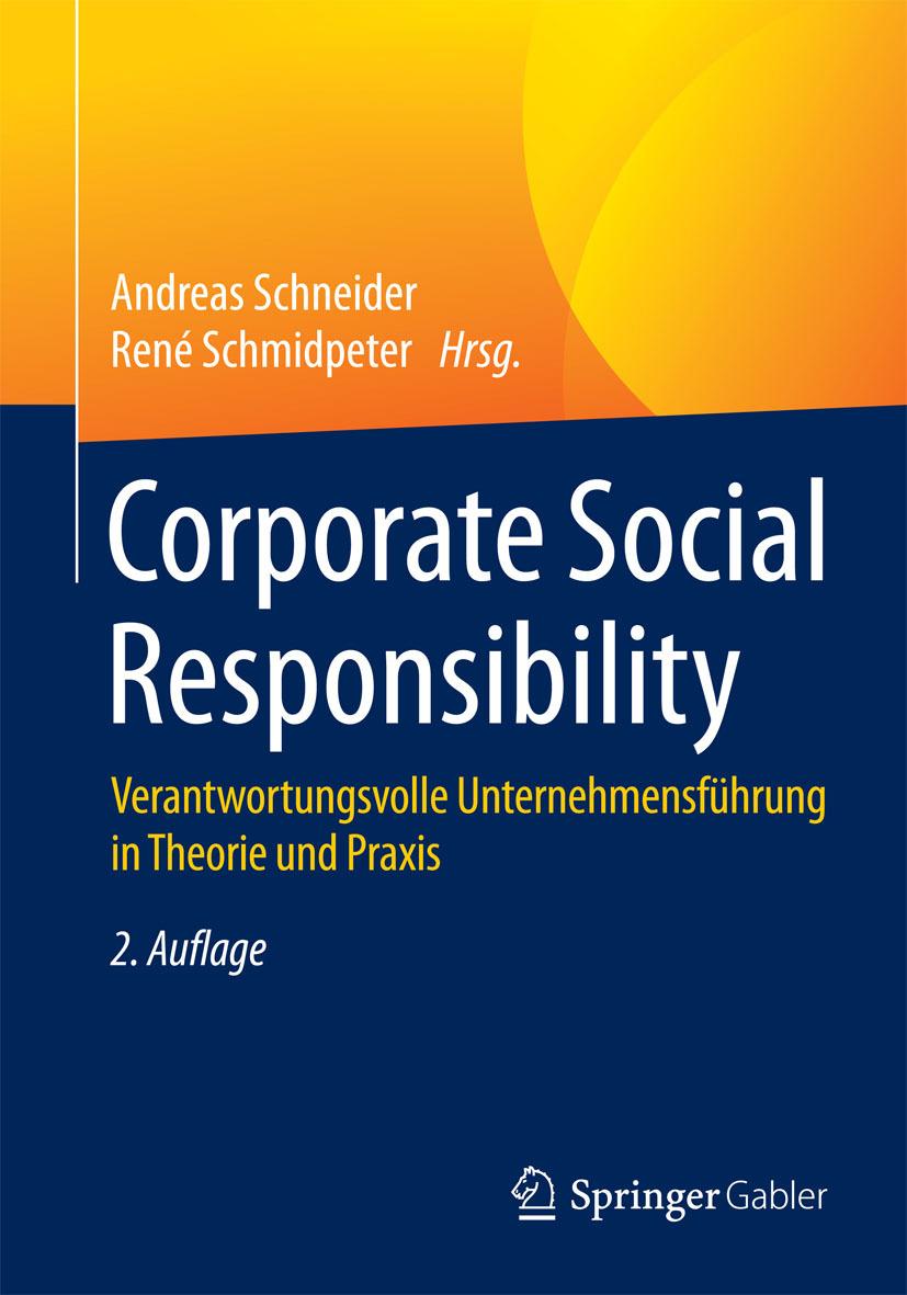Schmidpeter, René - Corporate Social Responsibility, e-kirja