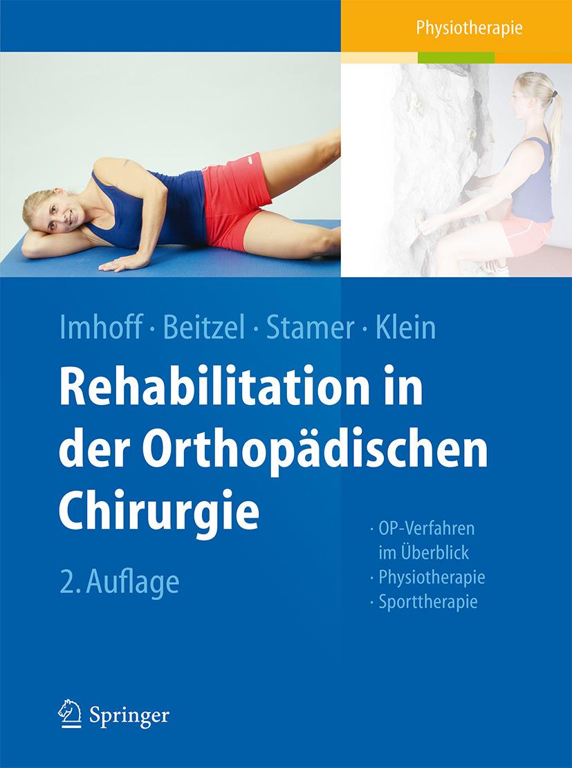 Beitzel, Knut - Rehabilitation in der orthopädischen Chirurgie, ebook