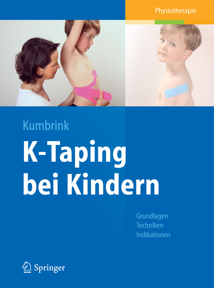Kumbrink, Birgit - K-Taping bei Kindern, ebook