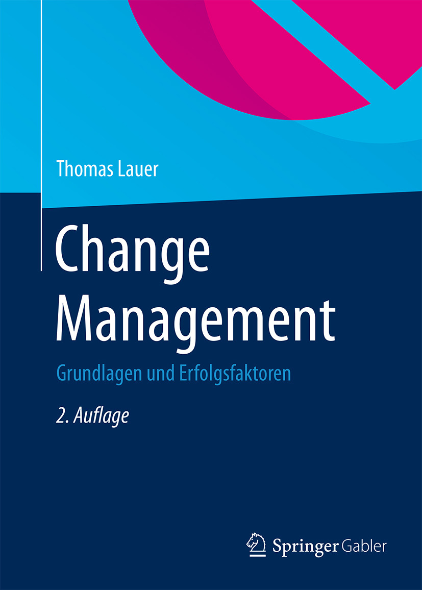 Lauer, Thomas - Change Management, ebook