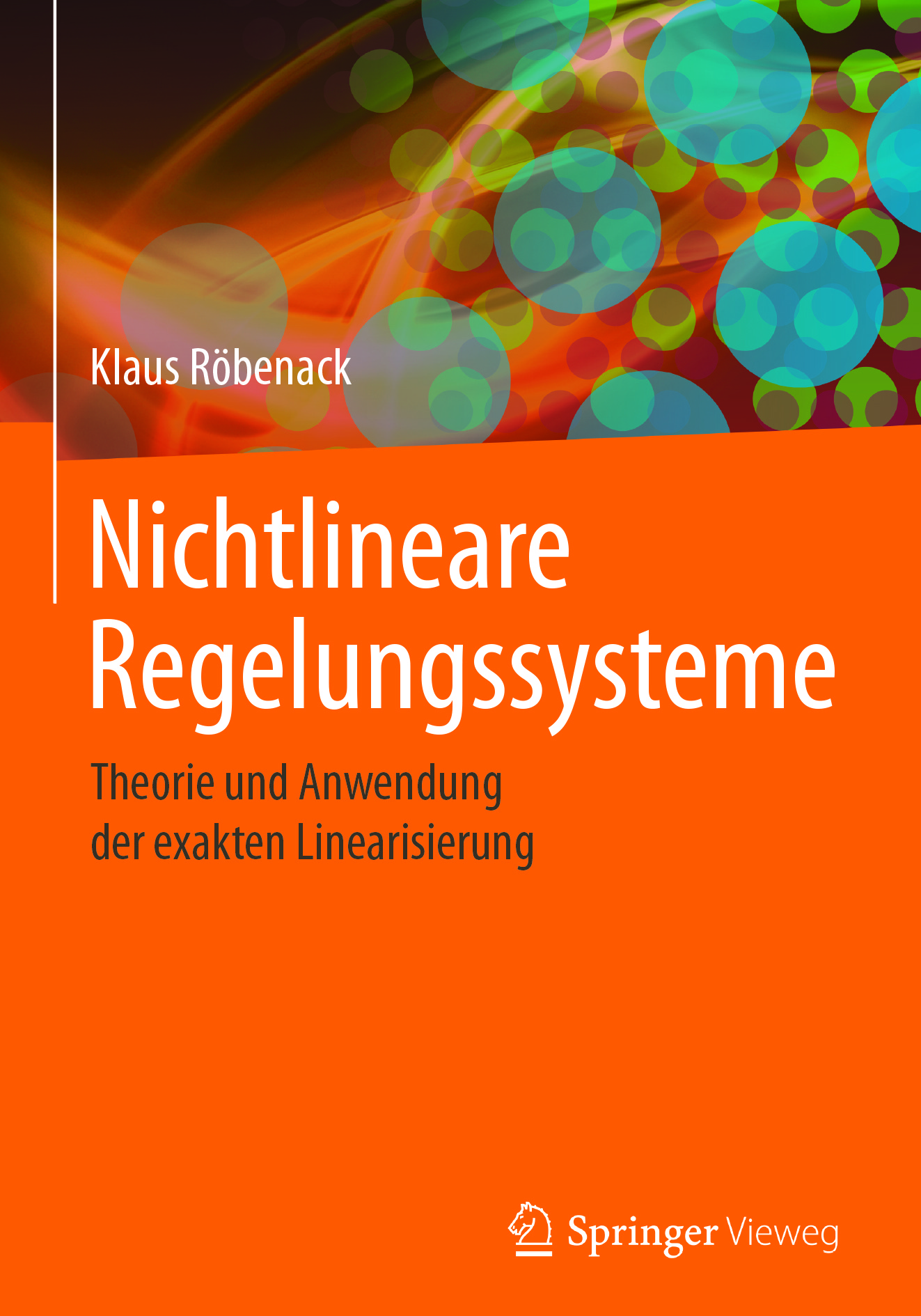 Röbenack, Klaus - Nichtlineare Regelungssysteme, ebook
